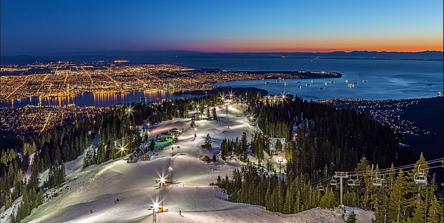 Grouse Mountain, Noord-Vancouver